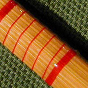 Rodmaker, Pesca a mosca, Canne in bambù