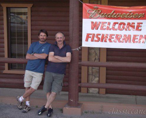 Pesca a mosca, rodmakers, Dillon Montana