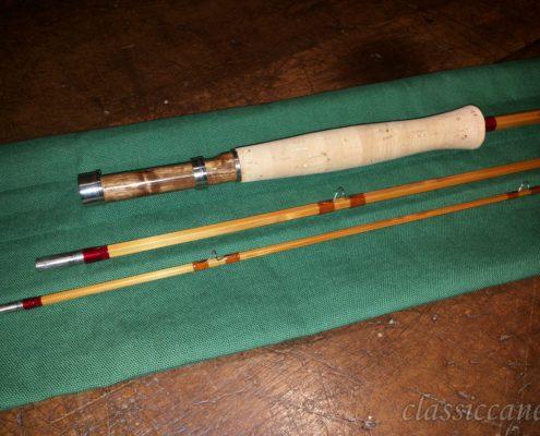 Canna in bambù per la Patagonia