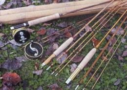 Midge rods, pesca a mosca