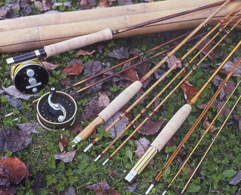 Midge rods Pesca a mosca