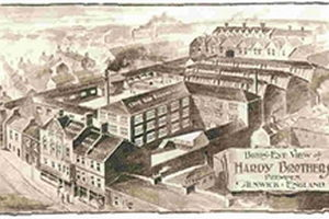 Hardy - Storia dei loro mulinelli