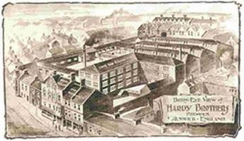 Hardy reels - Storia dei loro mulinelli