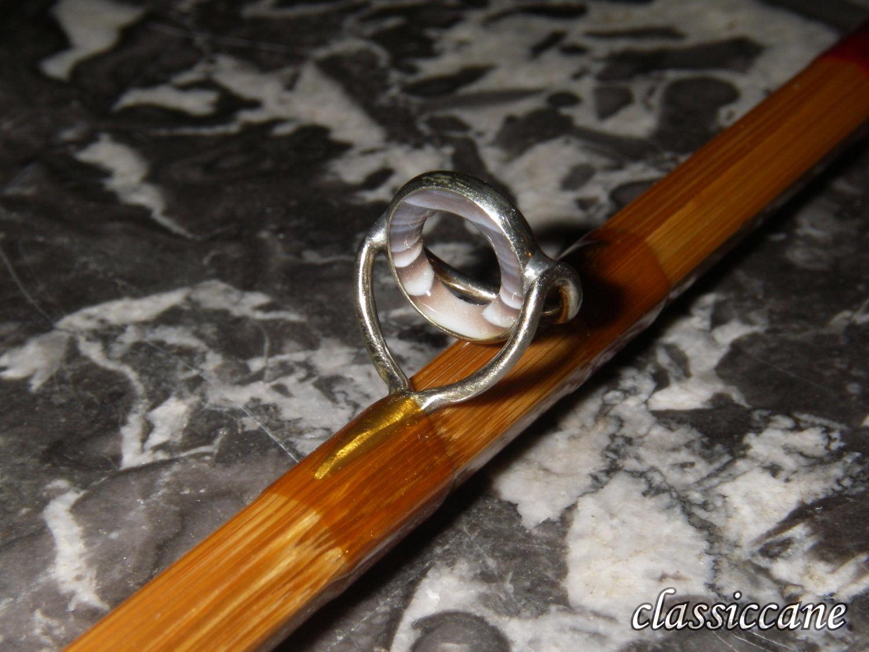 Canna in bambù per la pesca a mosca
